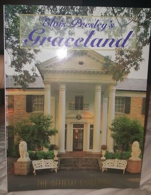 Elvis Presley's Graceland Official Guide *sb Book*1982*2Nd Edition<>Very Good