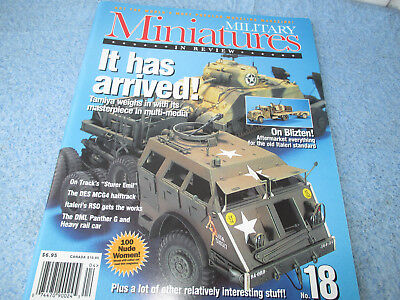 Military Miniatures in Review   -  Ausgabe 18 / 1999