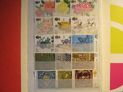GB Commemoratives. 120 different (30 sets) June 1976-September 1980.  (YY)