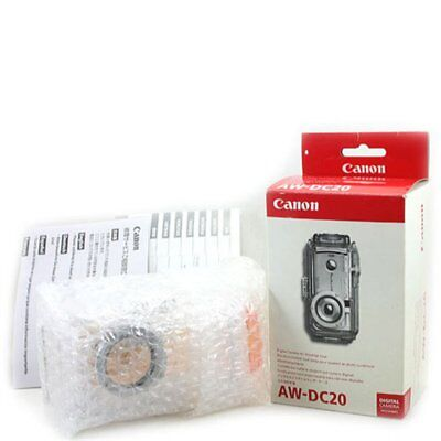 Canon AW-DC20 Funda Impermeable All Weather Case Powershot A400 Boxed Nuevo