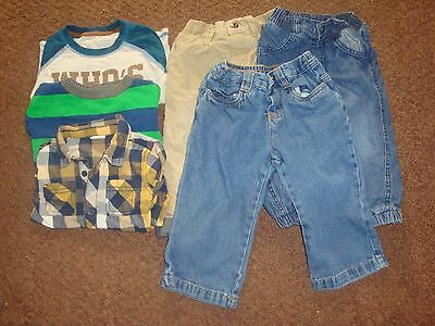 wholesale of boys clothing age 12-18 months