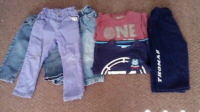 Job Lot Of Boys Clothing Age 12-18 Month
