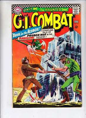 G.I. Combat # 117 Strict VF- Appearance Haunted Tank Cover Joe Kubert