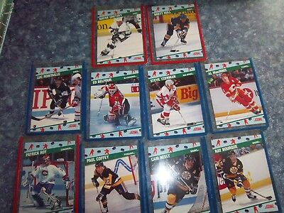 Score N.C.W.A.Summer Convention set of 10 cards Wayne Gretzky / Patrick Roy