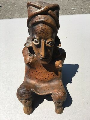 REPLICA Jalisco Seated Figure Holzheimers of Cleveland gently enjoyed