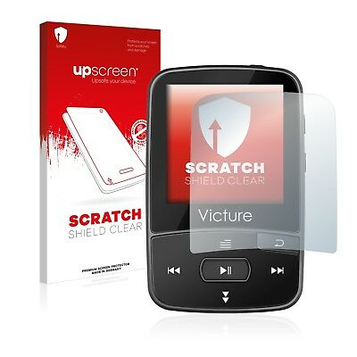 upscreen Scratch Display Schutzfolie für Victure MP3 Player M3 Kratzfest
