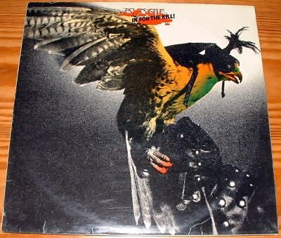 Lp:Budgie:In for the Kill,Original 1.UK Pressung in vg+/m-!