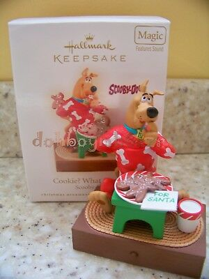 Hallmark 2009 Cookie? What Cookie? Scooby Doo Magic Christmas Ornament