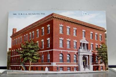 Utah UT Salt Lake City YMCA Postcard Old Vintage Card View Standard Souvenir PC
