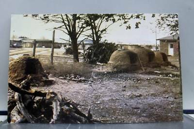New Mexico NM Zuni Outside Ovens Postcard Old Vintage Card View Standard Post PC