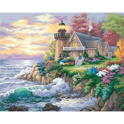 Guardian Of The Sea Paint By Numbers Set - Paintsworks Learn Learning Teach