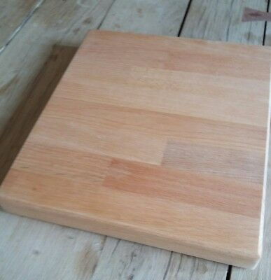 Solid beech Chopping / Serving Board