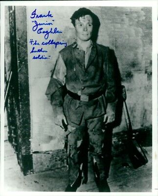Frank Coghlan Jr. photo signed In Person - Gone With The Wind - D471