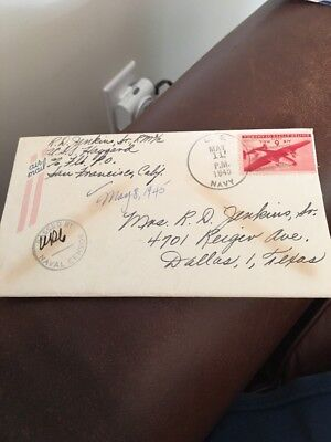 8 Page WWII Soldier Letters May ,8 1945 Germany Surrenders