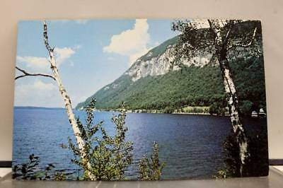 Vermont VT Orleans Lake Willoughby Postcard Old Vintage Card View Standard Post