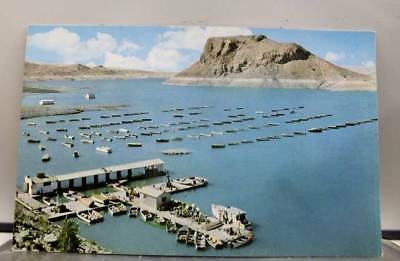 New Mexico NM Elephant Butte Lake Postcard Old Vintage Card View Standard Post