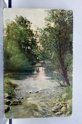 Scenic Moments Postcard Old Vintage Card View Standard Souvenir Postal Post PC