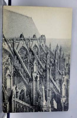 Scenic Cathedral Postcard Old Vintage Card View Standard Souvenir Postal Post PC