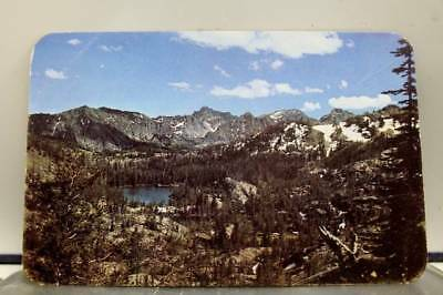 Idaho ID Seven Devils Peaks Riggins Postcard Old Vintage Card View Standard Post