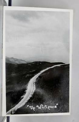 Scenic up Whiteface Postcard Old Vintage Card View Standard Souvenir Postal Post
