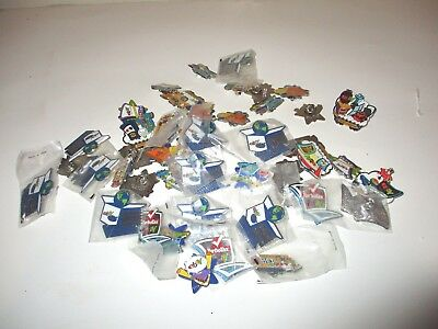 Ebay Live!  Convention Events Souvenir Lapel Pin Lot/51 Assorted Pins Asst Years