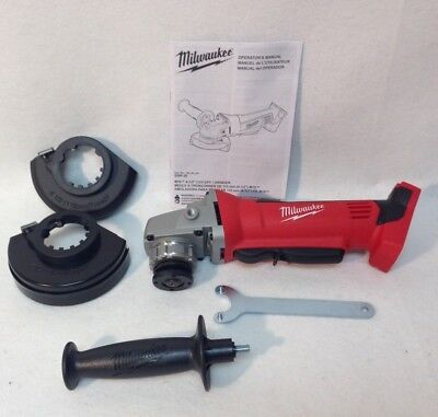 """Milwaukee 2680-20 NEW M18 18V 4-1/2"""" Cordless Cut-Off  / Grinder - Bare Tool"""