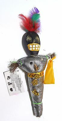 Voodoo Doll A-18 Power REVENGE Hurt Force Curse New Orleans Bayou Spell Magic
