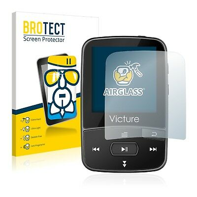 Victure MP3 Player M3 AirGlass Glass Screen Protector Ultra Thin Protection Film