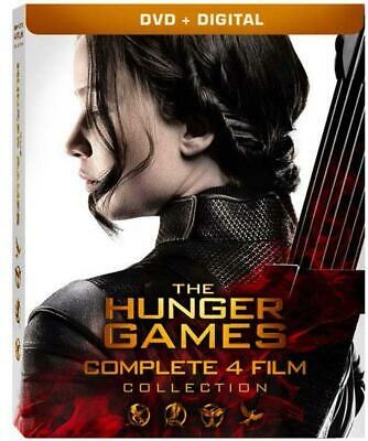 Hunger Games - Complete Collection (4 Dvd) - Francis Lawrence,gary Ross