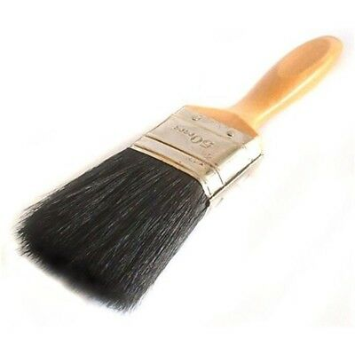 """Toolzone Professional Quantity Paint Brushes - 50mm (2"""") - 2 25 38 75 100mm"""