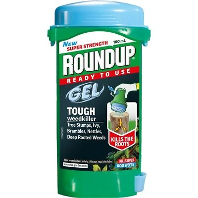 Roundup Tough Weed Gel, 100ml