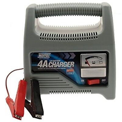 Compact Battery Charger 4a 12v - Mp7404