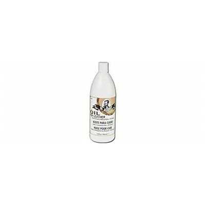 Tandy Leather Dr. Jackson's All Natural Leather Oil 32 Fl. Oz. (946 Ml) 21968-03