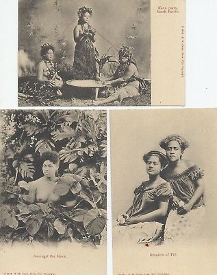 Amonst The Kava, Kava Party , South Pacific, Beauties Of Fiji