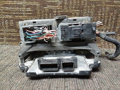 05 2005 jeep grand cherokee totally integrated power module fuse box  04839337ac