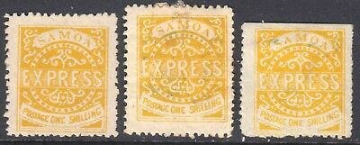 Samoa Collection Lot You Identify And Grade $$$$$$$