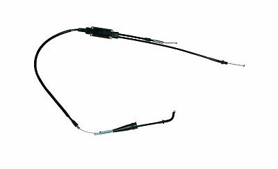 Yamaha DT125R throttle cable (1988-1998) -good quality - fast despatch