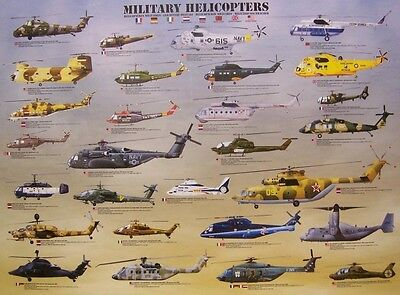 500-piece Eurographics Military Helicopters Puzzle Puzzle Mo 500 Pieces