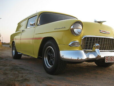 Chevrolet Delivery  Wagon Nomad Bel Air 1955 super selten!!!