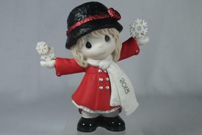 Precious Moments-'Have A Magical Holiday Season' 2018 Figurine #181001 New In Bx