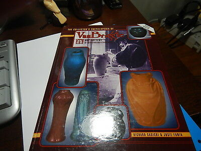 Antique Reference Book Van Briggle art pottery