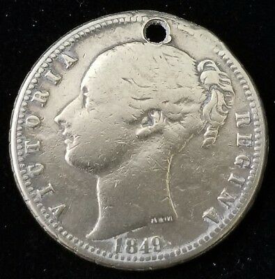 1837 - 1849 Queen Victoria To Hanover GB UK St. George Slays Dragon Medal