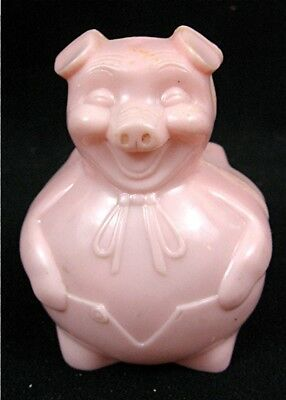 Old State Bank Of New Athens Ill Fat Pink Piggy Bank Make Savings A Happy Habit