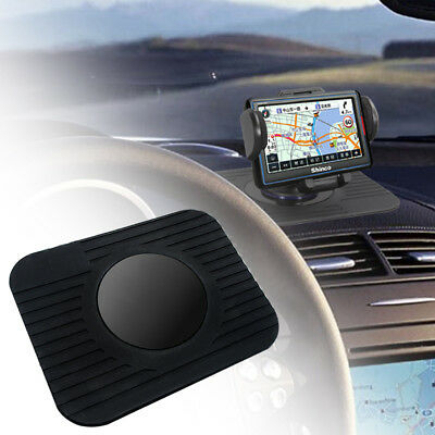 Ultra Thin Car GPS DVD Dashboard Mount Holder Dash Mat For Satnav TomTom Navman