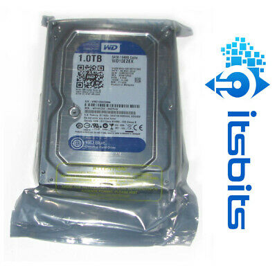 "WESTERN DIGITAL 1TB BLUE SATA 3 6Gb/s INTERNAL 3.5"" HARD DRIVE 7200RPM 2YR WTY"