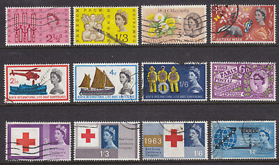 1963 Complete Commemorative Year Set (6 Sets) Used