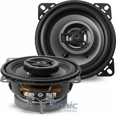 "New! Crunch CS4CX 200 Watts 4"" Inches 2-Way CS Series Coaxial Car Audio Speakers"