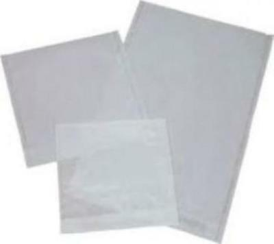 Film Front White Paper Backed Bags For Stamps - Various Sizes - Polypropylene
