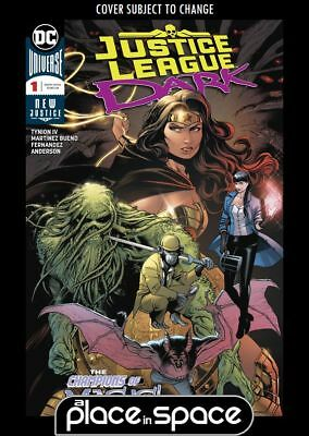 Justice League Dark, Vol. 2 #1A - Correctly Printed Versions (Wk34)