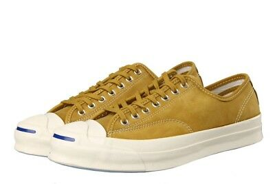 27743b080c5a81 Converse Jack Purcell Signature OX Relic Gold Low Top Sneaker 153588C